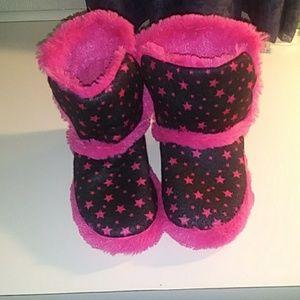 Kids Slipper Boots